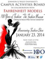 100 Years of Fashion: The Fashion Museum! Fashion Show