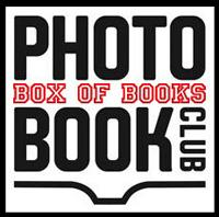 The Photobook Club's BOX OF BOOKS