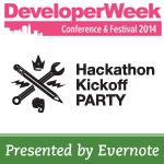 DeveloperWeek Hackathon Kickoff Party - Presented by...