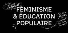Féministes Plurielles et Université populaire de Nantes logo