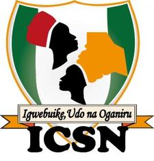 Igbo Cultural and Support Network (ICSN) logo