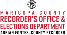 Maricopa County Elections Department logo