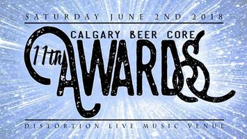 The 2018 Calgary Beer Core Awards