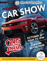 Th Annual Cars In The Park Car Show To Benefit Special Olympics - Kansas city car show calendar