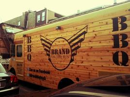 Brand BBQ Food Truck at Heritage and Koval
