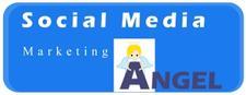 Social Media Marketing Angel logo