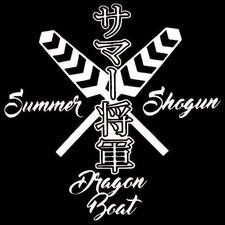 Summer Shogun Dragon Boat Team logo