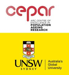CEPAR and the School of Risk and Actuarial Studies, UNSW Sydney logo