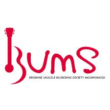 Brisbane Ukulele Musicians Society Inc (BUMS) logo