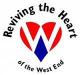 Reviving the Heart of the West End logo