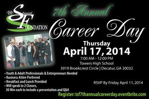 The Stewart Foundation's 7th Annual Career Day