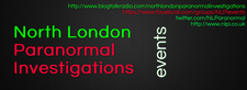 North London Paranormal Investigations logo