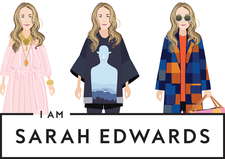 I AM Sarah Edwards logo