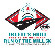 Truett's Grill Run of the Mill 5K