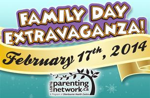 Family Day Extravaganza!