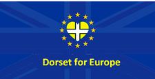 Dorset for Europe logo