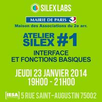Master Class Silex Atelier #1 : Présentation de...