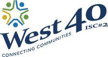 West 40 ISC #2 logo