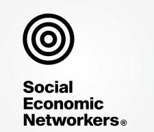 West Palm Beach Social Economic Networkers logo