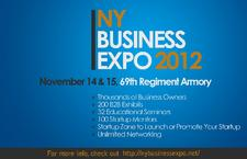 NY Business Expo 2012 (in Association with NYEBN) logo