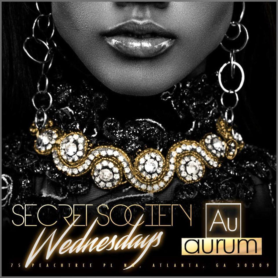 SECRET SOCIETY WEDNESDAYS (AURUM) DINO
