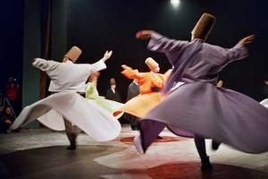 An Evening With Rumi and Whirling Dervishes