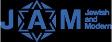 JAM - Jewish and Modern logo