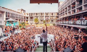 Craig David's TS5 Pool Party Ibiza