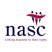 Nasc, the Migrant & Refugee Rights Centre logo