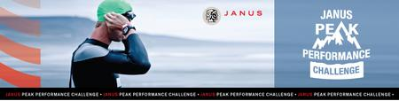 2014 Janus Peak Performance Challenge at the New York...
