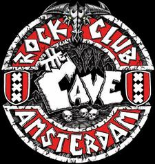 Rock Club The Cave logo