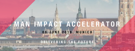 MAN Impact Accelerator - Delivering the Future