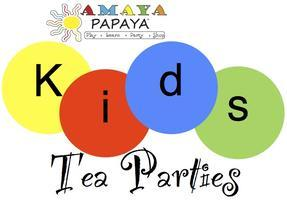 Amaya Papaya Kids Tea Party w/ Elsa and Anna