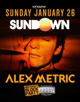 Sundown ME Feat. Alex Metric | Proof Rooftop Lounge |...