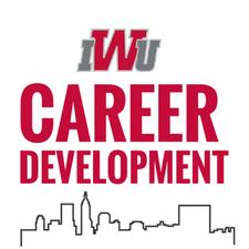 IWU Career Development logo