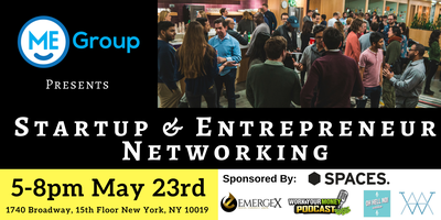 Startup and Entrepreneur Networking