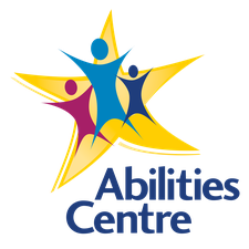 Abilities Centre and Picks and Giggles logo