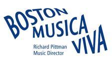 Boston Musica Viva logo