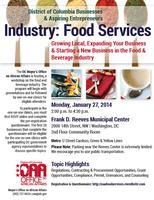Food Services Workshop