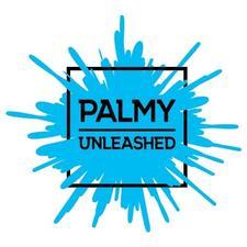 Palmy Unleashed  logo