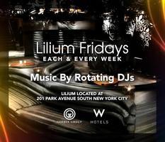 Lilium Fridays
