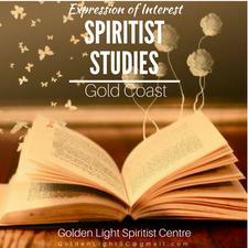 Golden Light Spiritist Centre logo