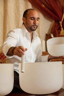 Anthony Profeta, Meditation Teacher logo