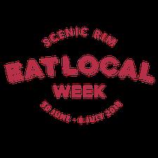 Scenic Rim Eat Local Week logo