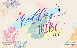 The Wedding Tribe 2018 10th June
