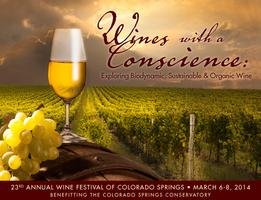 Wine Festival of Colorado Springs - Luncheon Seminar -...