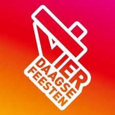 Vierdaagsefeesten Nijmegen logo