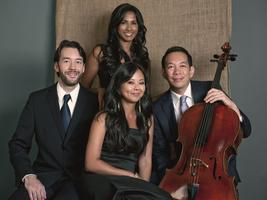Hear Now: LA composers featuring the Lyris Quartet -...