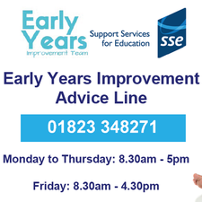 SSE Early Years logo