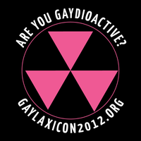 Photo: Gaylaxicon 2012